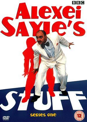 Alexei Sayle's Stuff: Series 1 Online DVD Rental