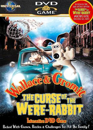 Interactive Wallace and Gromit: The Curse of The Were-Rabbit Online DVD Rental