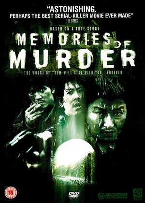 Memories of Murder Online DVD Rental