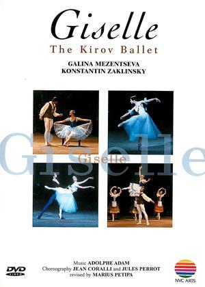 Rent Giselle: Kirov Ballet Online DVD Rental