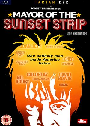 Mayor of the Sunset Strip Online DVD Rental