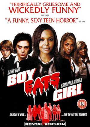 Boy Eats Girl Online DVD Rental
