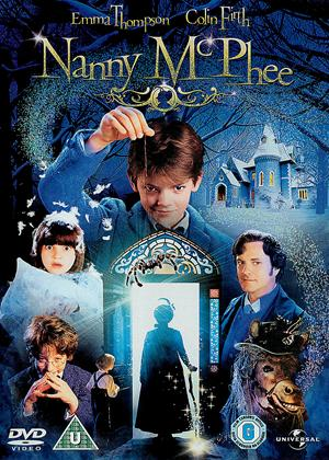 Rent Nanny McPhee Online DVD Rental