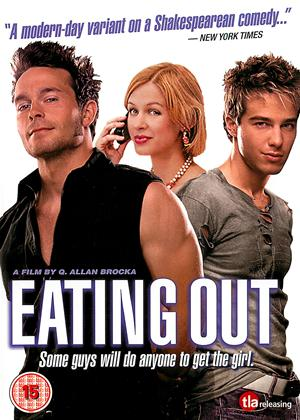 Eating Out Online DVD Rental