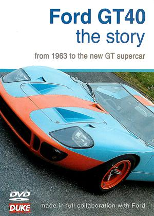 Rent Ford GT40: The Story Online DVD Rental