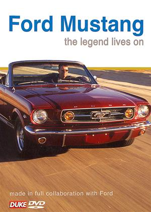 The Ford Mustang Story Online DVD Rental