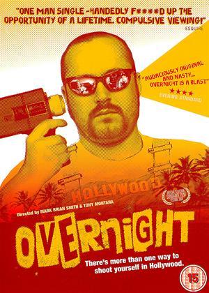 Rent Overnight Online DVD Rental