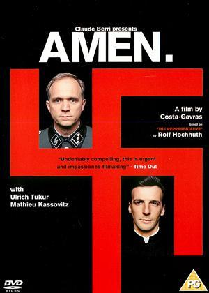 Rent Amen. Online DVD Rental