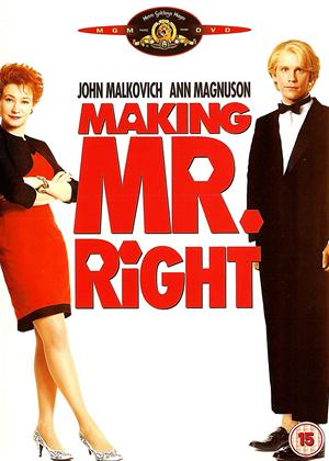 Making Mr. Right Online DVD Rental