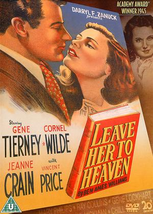Rent Leave Her to Heaven Online DVD Rental