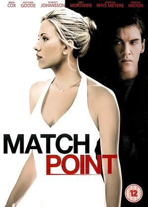 Match Point Online DVD Rental