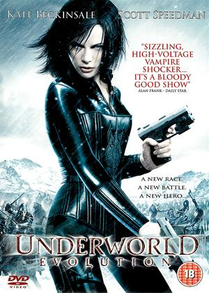 Underworld: Evolution Online DVD Rental
