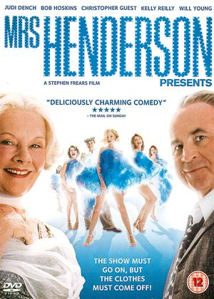 Rent Mrs Henderson Presents Online DVD Rental