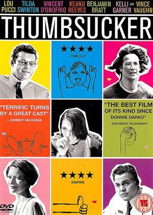 Thumbsucker Online DVD Rental