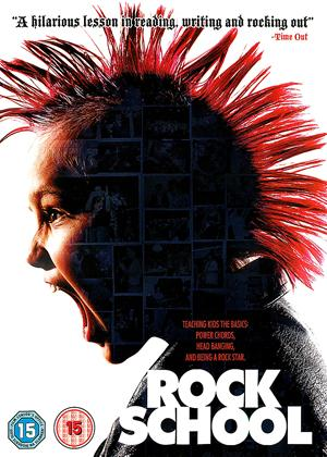 Rock School Online DVD Rental