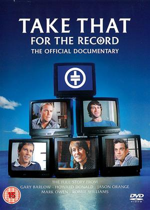 Take That: For the Record Online DVD Rental