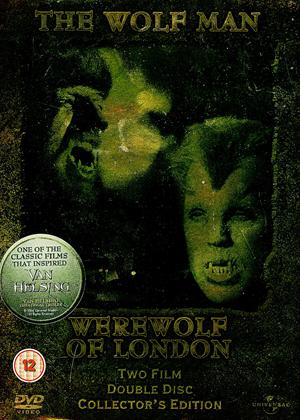 The Wolf Man Online DVD Rental