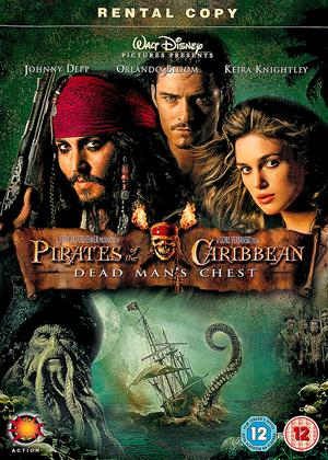 Rent Pirates of the Caribbean 2: Dead Man's Chest Online DVD Rental