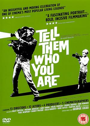 Tell Them Who You Are Online DVD Rental
