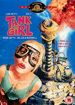 Tank Girl Online DVD Rental