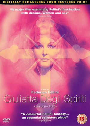 Juliet of the Spirits Online DVD Rental