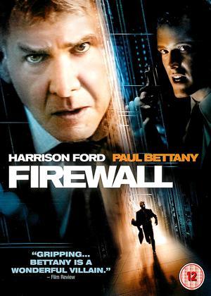 Firewall Online DVD Rental