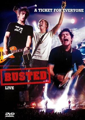 Rent Busted: Live: A Ticket for Everyone Online DVD Rental