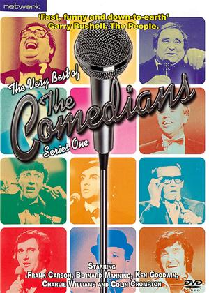 Rent The Comedians: The Very Best of Series 1 Online DVD Rental