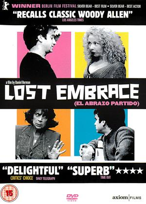Rent Lost Embrace (aka El Abrazo partido) Online DVD Rental