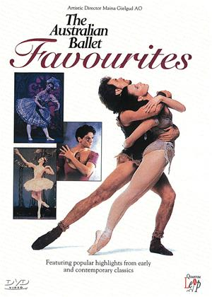 The Australian Ballet: Favourites Online DVD Rental