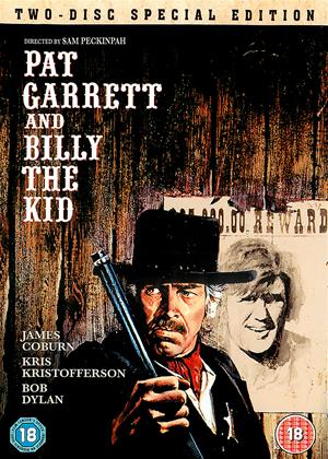 Pat Garrett and Billy the Kid Online DVD Rental