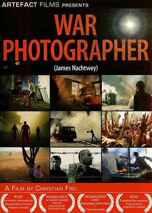 War Photographer Online DVD Rental