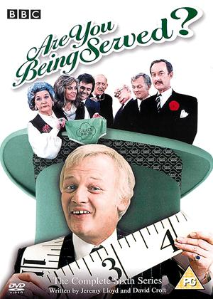 Are You Being Served?: Series 6 Online DVD Rental