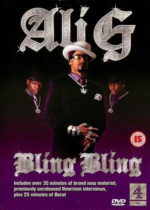Ali G: Bling Bling Online DVD Rental