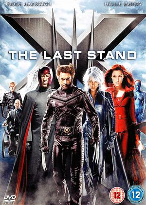 Rent X-Men 3: The Last Stand Online DVD Rental