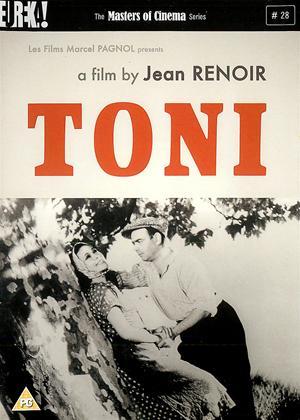 Toni Online DVD Rental