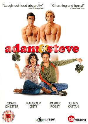 Adam and Steve Online DVD Rental