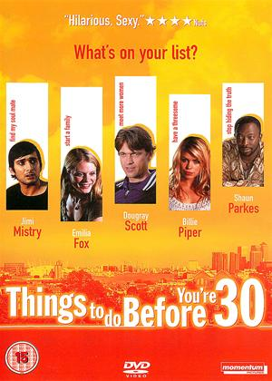 Rent Things to Do Before You're 30 Online DVD Rental