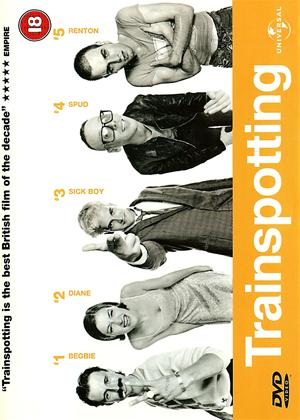 Trainspotting Online DVD Rental