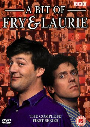 Rent A Bit of Fry and Laurie: Series 1 Online DVD Rental