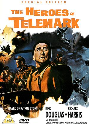 Heroes of Telemark Online DVD Rental
