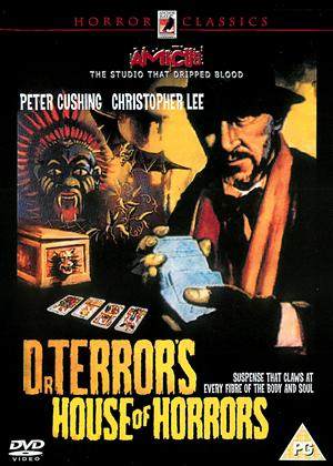 Rent Dr. Terror's House of Horrors (aka House of Horrors) Online DVD Rental