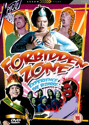 Rent Forbidden Zone Online DVD Rental