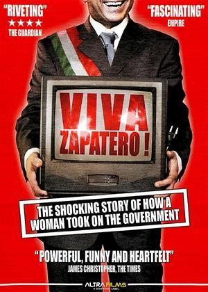 Sabina Guzzanti: Viva Zapatero Online DVD Rental