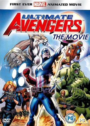 Rent Ultimate Avengers: The Movie Online DVD Rental