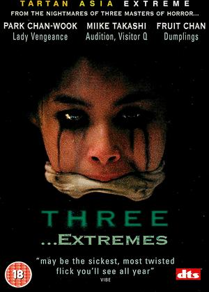 Three Extremes Online DVD Rental