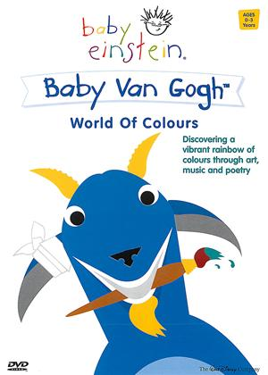 Baby Einstein: Baby Van Gogh: World of Colors Online DVD Rental