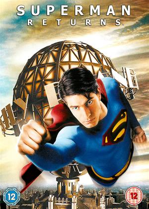 Rent Superman Returns Online DVD Rental