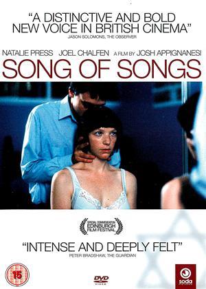 Rent Song of Songs Online DVD Rental