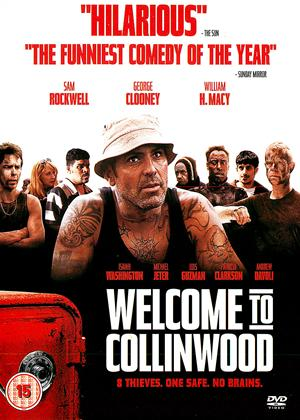 Rent Welcome to Collinwood Online DVD Rental